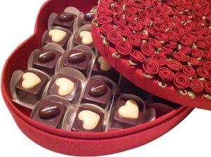 Presentes Bons e Baratos para Namorada - Chocolates