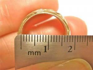 como medir seu anel